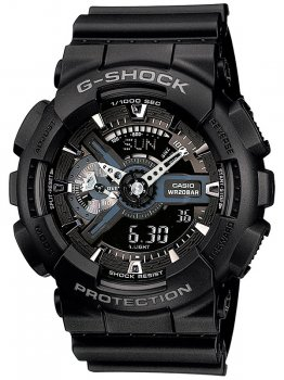 Годинник CASIO GA-110-1BER G-SHOCK 51mm 20ATM