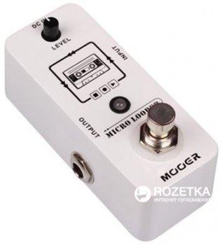 Педаль эффектов Mooer Micro Looper