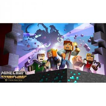 Minecraft: Story Mode – The Complete Adventure (Nintendo Switch, Английская версия)