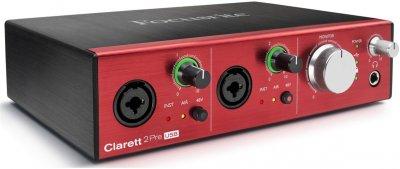 Аудіоінтерфейс Focusrite Clarett 2Pre USB (226750)