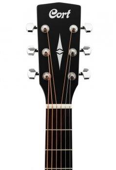 Акустическая гитара CORT AD810 (BKS) CORT Черный матовый - Black Satin (BKS)