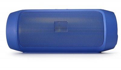 Портативна bluetooth колонка MP3 плеєр E2 CHARGE2+ Blue (1001 006201)