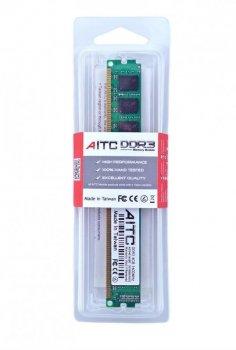 Оперативна пам'ять DDR3-1600 4Gb PC3-12800 AITC AID34G16UBD 4096MB (770008482)