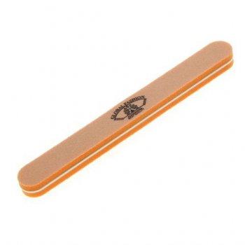 Пилка - баф для нігтів Global Fashion (помаранчева)