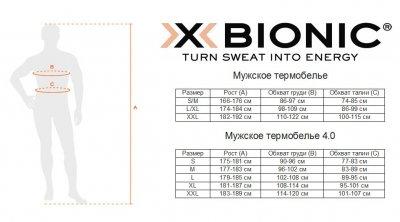 Термобілизна X-Bionic Energy Accumulator Evo Pants Medium Man колір E224