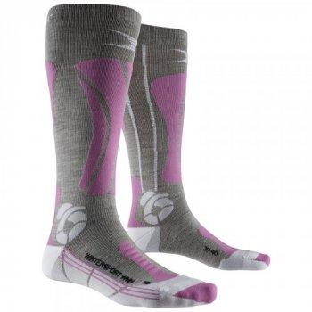 Термошкарпетки X-Socks APANI® SOCKS WINTERSPORTS WMN колір B343 (AP-WS03W20W)