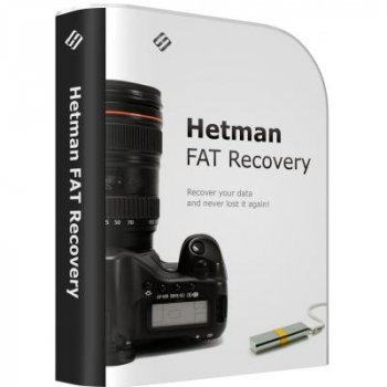 Системная утилита Hetman Software Hetman FAT Recovery Домашняя версия (UA-HFR2.3-HE)