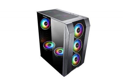 Корпус 2E Gaming Dominator (G3305) Black (2E-G3305) без БЖ
