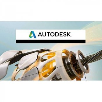 ЗА для 3D (САПР) Autodesk Fusion 360 CLOUD Commercial New Single-user Annual Subscript (C1ZK1-NS5025-V662)