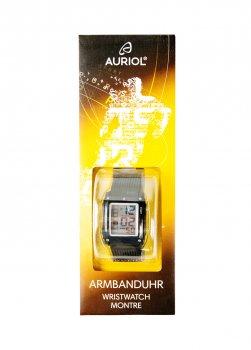 Чоловічі наручні годинники Auriol 23х3,5 см (acs0005120) Чорний