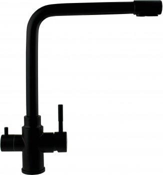 Змішувач кухонний з під'єднанням до фільтра MIXMIRA MS-0888-BB (000019174)
