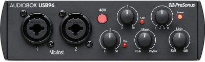 Аудіоінтерфейс PreSonus AudioBox USB 96 Studio Ultimate 25th Anniversary Edition Bundle (230842)