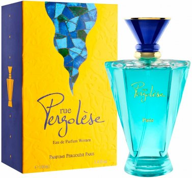 Парфумована вода для жінок Parfums Pergolese Paris Rue 100 мл (3700603600016)