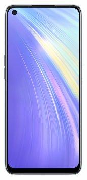 Мобильный телефон Realme 6 4/64GB White