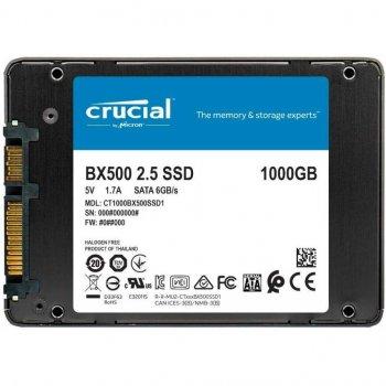 "Накопичувач SSD 2.5"" 1TB MICRON (CT1000BX500SSD1)"
