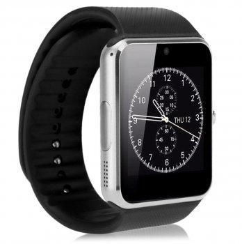 Смарт-годинник Smart Watch GT-08 New Black