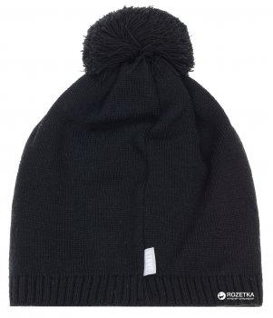 Зимняя шапка Lenne Rica 18391/42 52 см Черная (4741578208585)