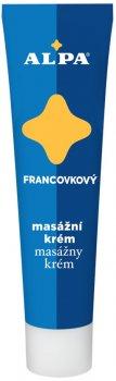 Крем Alpa Францовковый для массажа 40 г (8594001770458)