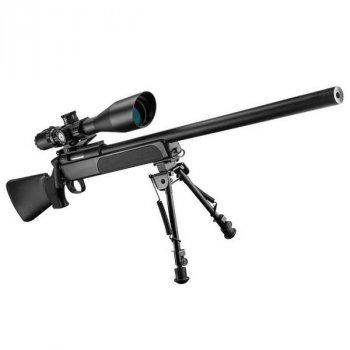 Приціл Barska SWAT-AR LR 6-36x52 (IR Mil-Dot R/G) + mount (F00203760)