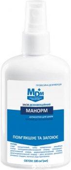 Засіб дезінфікувальний MDM Манорм 100 мл (4820180110032)