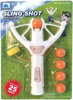 Рогатка Yiniya Toys с мячиками (169А) (6910010916915)