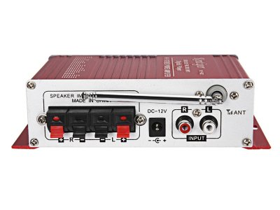Усилитель звука Hi-Fi Kentiger HY-602 (1002-942-00)