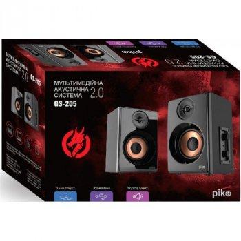 Акустична система Piko GS-205 Black (1283126489426)