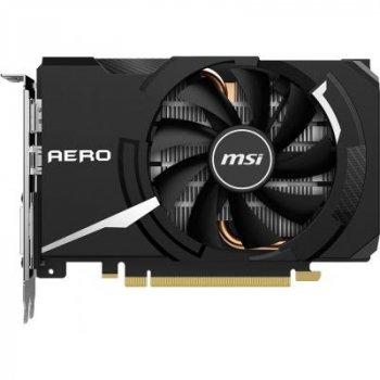 Видеокарта MSI GeForce GTX1650 SUPER 4096Mb AERO ITX OC (GTX 1650 SUPER AERO ITX OC)
