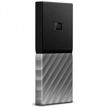 Накопитель SSD USB 3.1 256GB Western Digital (WDBKVX2560PSL-WESN)