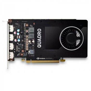 Видеокарта QUADRO P2000 5120MB HP (1ME41AA)