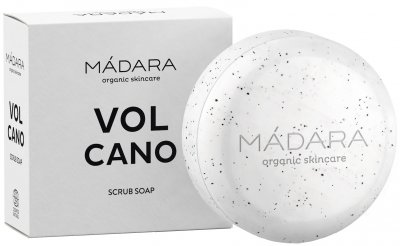 Мыло-скраб Madara Volcano 90 г (4751009828831)
