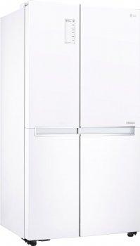 Side-by-side холодильник LG GC-B247SVDC