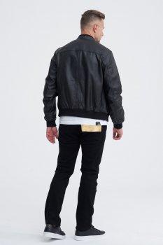 Шкіряна куртка Versace Jeans 1618