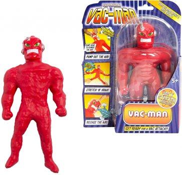 Игрушка-тянучка Stretch Mini Vac-man 18 см Красный (5029736067205)