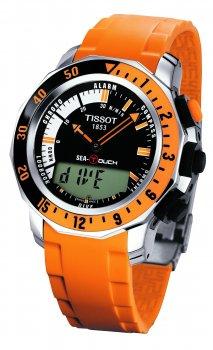 Чоловічі годинники TISSOT T026.420.17.281.02