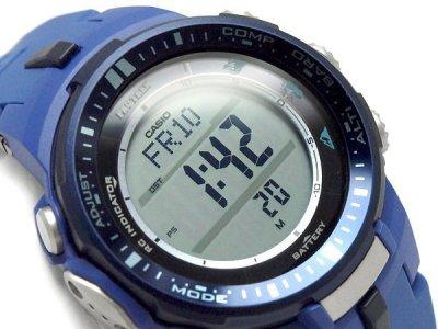 Жіночі годинники CASIO PRW-3000-2BER