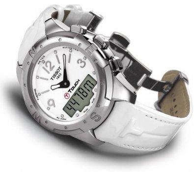 Чоловічі годинники TISSOT T047.220.46.016.00