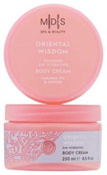 Крем для тіла Mades Cosmetics Східна мудрість пом'якшення і 24 години зволоження 250 мл (8714462094614)