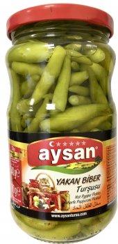 Перец острый консервированный Aysan Якан 340 г (8694205011002)