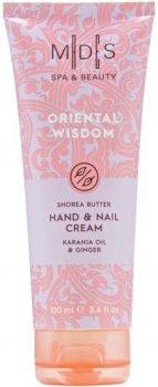 Крем для рук і нігтів Mades Cosmetics Східна мудрість ніжні пальчики + міцні нігті 100 мл (8714462094652)