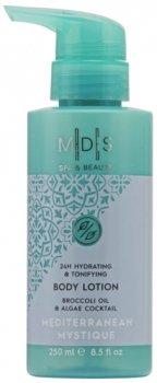 Лосьйон для тіла Mades Cosmetics Таємниці Середземномор'я 24 години зволоження і тонізувальна дія 250 мл (8714462095048)