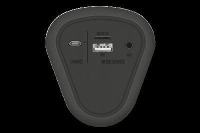 Портативна акустика Trust Dixxo Delta Bluetooth Wireless Speaker (21532)