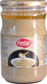 Кунжутная паста Fimtad Тахин 600 г (8681957370570)
