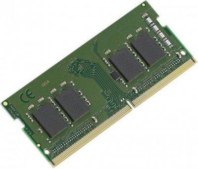 Оперативна пам'ять Kingston SODIMM DDR4-2666 4096MB PC4-21300 (KVR26S19S6/4)