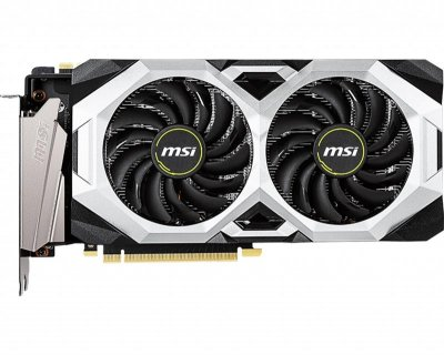 Відеокарта GF RTX 2070 Super 8GB GDDR6 Ventus MSI (GeForce RTX 2070 Super Ventus)