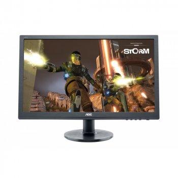 """Монітор AOC 24"""" G2460FQ Black; 1920x1080 (144 Гц), 350 кд/м2, 1 мс, DVI-D, HDMI, D-Sub, DisplayPort, динаміки 2х2 Вт"""
