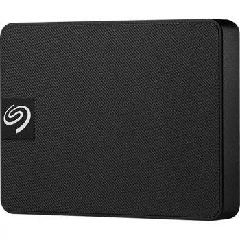 Накопичувач зовнішній SSD USB 1TB Seagate Expansion Black (STJD1000400)