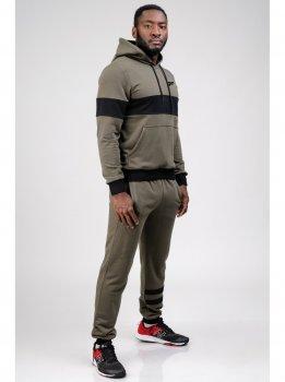Спортивний костюм GO fitness КМ001 хакі. Хакі