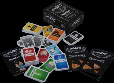 Настільна гра Bombat Game для компанії Градус рос. мова (0019) (4820172800217)