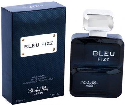 Туалетная вода для мужчин Shirley May Deluxe Bleu Fizz 100 мл (6295124023538)